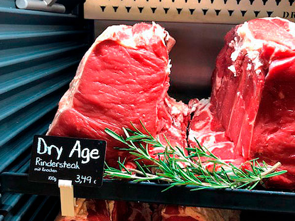 Dry Aged Beef